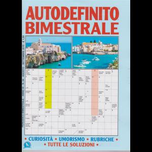 Autodefinito Bimestrale - n. 34 - agosto - settembre 2019 -
