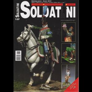 Soldatini - n. 137 - bimestrale - luglio -agosto 2019 -