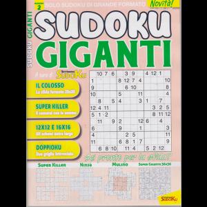 Sudoku Giganti - n. 2 - mensile - luglio 2019
