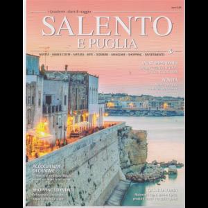 Diari Di Viaggio I Quaderni -Salento e Puglia - n.32 - bimestrale -