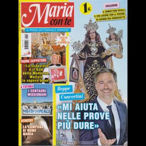 Maria Con Te - n. 28 - 14 luglio 2019 - settimanale