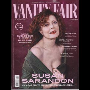Vanity Fair  - n. 28 - settimanale - 17 luglio 2019 -