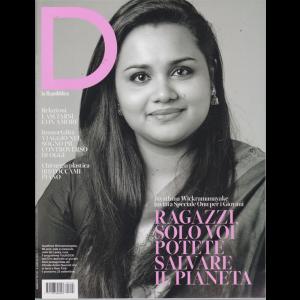 D Donna - n. 1147 - 6 luglio 2019 - settimanale