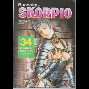 Raccolta di Skorpio - n. 560 - 13 luglio 2019 - mensile - 34 fumetti