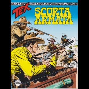 Tex Nuova Ristampa - Scorta Armata - mensile - luglio 2019 - n. 447