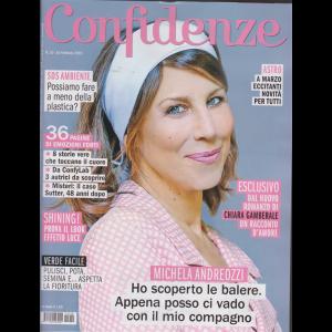 Confidenze - n. 10 - 26 febbraio 2019 - settimanale