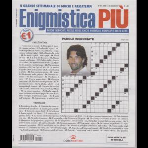 Enigmistica più - n. 29 - 23 luglio 2019 - settimanale