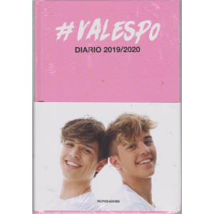 Le Grandi Collezioni - Valespo - Diario  - Agenda  2019/2020 - n. 34 - settimanale - copertina rigida