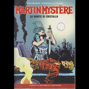 Martin Mystere Collezione storica a colori - La morte di cristallo - n. 5 - settimanale