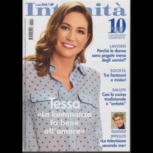 Intimita' - T. Gelisio - n. 9 - 6 marzo 2019 - settimanale -