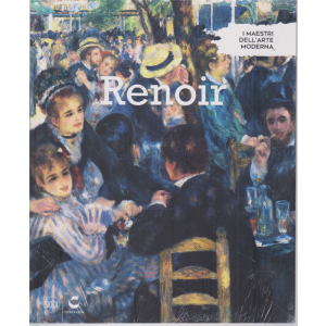 I Maestri Dell'arte moderna - Renoir - n. 26 - 6/7/2019 - settimanale