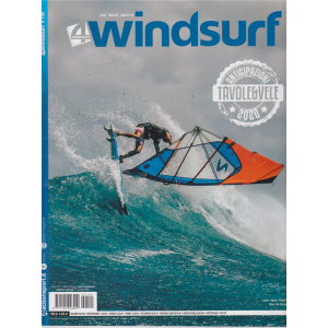 4Windsurf - n. 190 - luglio 2019 - bimestrale