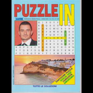 Puzzle In - n. 113 - bimestrale - agosto - settembre 2019 -