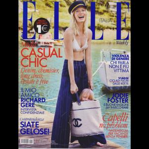 Elle  - n. 28 - 27/7/2019 - settimanale