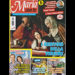 Maria con te - n. 29 - 21 luglio 2019 - settimanale