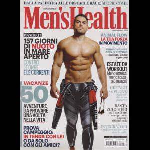 Men's Health - n. 208 - mensile - 15/7/2019 -
