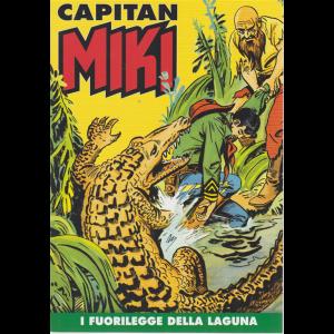 Capitan Miki - I fuorilegge della laguna - n. 23 - settimanale -
