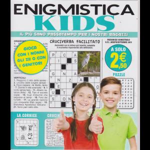 Enigmistica Kids - n. 24 - bimestrale - agosto - settembre 2019 -