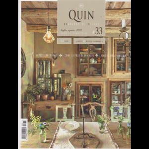 Quin - Quaderno Di Interni - n. 33 - bimestrale - luglio -agosto 2019 -