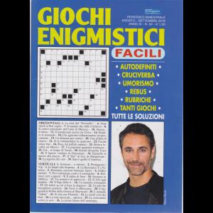 Giochi Enigmistici Facili - n. 64 - bimestrale - agosto - settembre 2019 -