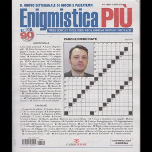 Enigmistica Piu' - n. 9 - 6 marzo 2019 - settimanale