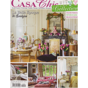 Casa Chic Collection - n. 65 - luglio - agosto 2019 - bimestrale
