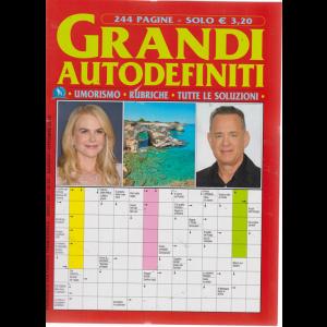 Grandi Autodefiniti - n. 53 - trimestrale - agosto - ottobre 2019 - 244 pagine