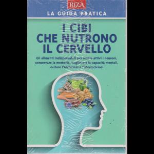 La Guida pratica - I cibi che nutrono il cervello - + Libera la mente dai conflitti interiori - 2 libri - n. 126 - novembre 2017 -