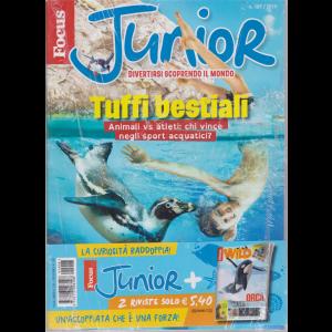 Focus Junior + Focus wild - n. 187 /2019 -2 riviste