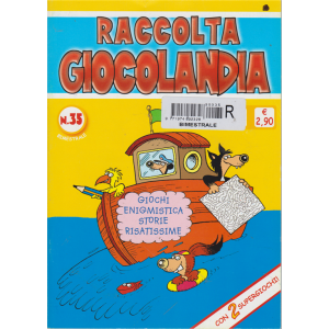 Raccolta Giocolandia - n. 35 - bimestrale -
