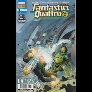 Fantastici Quattro -n. 393 - La caduta degli dei - mensile - 18 luglio 2019 -