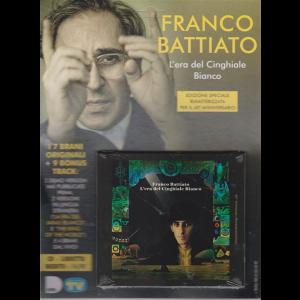 Cd Sorrisi Speciale - L'era Del Cinghiale bianco - Franco Battiato - n. 15 - settimanale - 19/7/2019 - cd + libretto