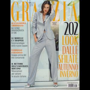 Grazia* - n. 31 - settimanale - 8/7/2019 -