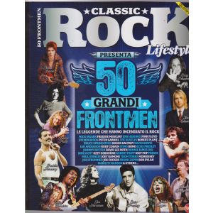 Classic Rock Special Zero - n. 3 - bimestrale - luglio -agosto 2019 -