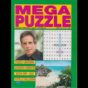 Mega Puzzle - n. 82 - trimestrale - agosto - ottobre 2019 -