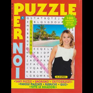 Puzzle Per Noi - n. 88 - trimestrale - agosto - ottobre 2019 - 100 pagine