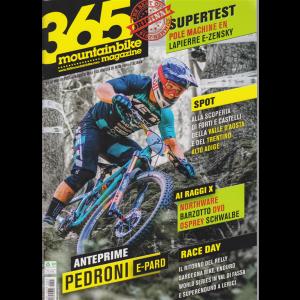 365 Mountain Bike Magazine - n. 91 - luglio -agosto 2019 - mensile