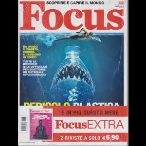 Focus Speciale - Focus Extra  - n. 322 - agosto 2019 - 2 riviste -