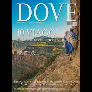 Dove - n. 8 - mensile - agosto 2019 -