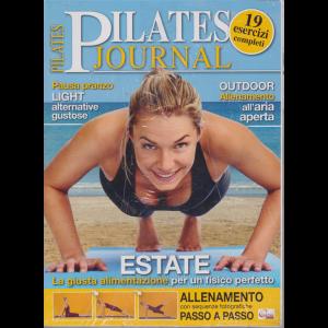 Pilates Journal Mega - n. 9 - bimestrale - luglio -agosto 2019 - 2 riviste