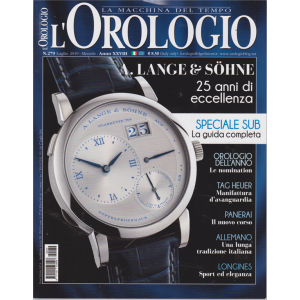 L'orologio - n. 279 - luglio 2019 - mensile