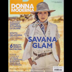 Donna Moderna - n. 31 - 18 luglio 2019 - settimanale