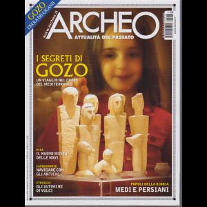 Archeo - n. 413 - luglio 2019 - mensile
