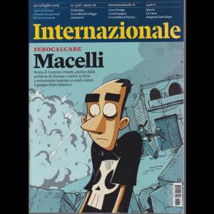 Internazionale - n. 1316 - 19/25 luglio 2019 - settimanale
