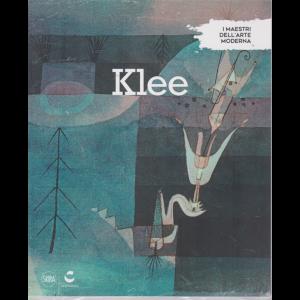 I maestri dell'arte moderna  - Klee - n. 27 - 13/7/2019 - settimanale
