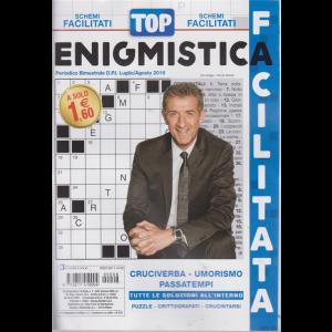 Top Enigmistica Facilitata - n. 8 - luglio -agosto 2019 - bimestrale -