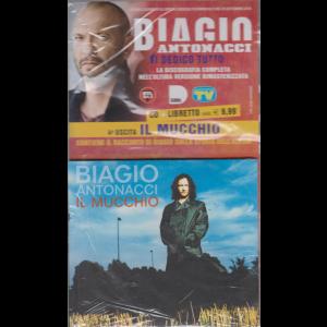 Grandi Raccolte Musicali 4 - Biagio Antonacci - Il mucchio - cd + libretto - settimanale - 19/7/2019