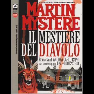 Martin Mystere - Il mestiere del diavolo - luglio 2019 -