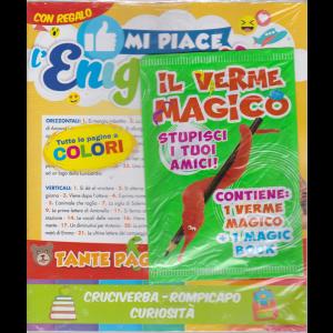 Mi Piace L'enigmistica - + in regalo Il verme magico - n. 9 - agosto - settembre 2019 - bimestrale