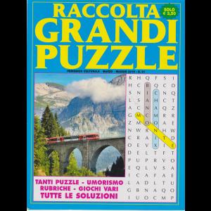 Raccolta Grandi Puzzle - n. 81 - marzo - maggio 2019 -